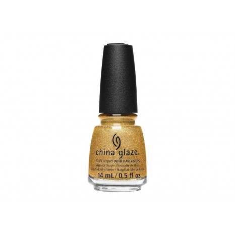 China Glaze - Gold Mine Your Business (14ml)