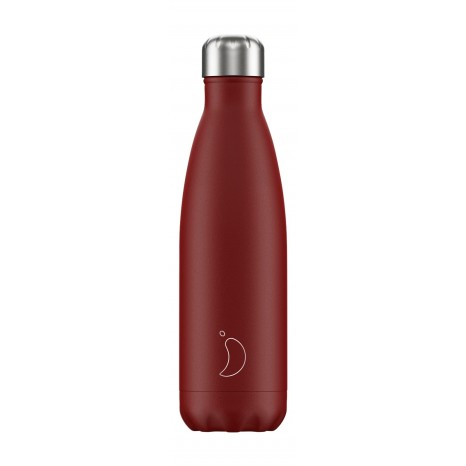 Chilly's Red Matte (500ml)