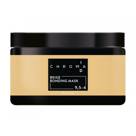 Schwarzkopf Professional ChromaID Care Bonding Color Mask - Beige (250ml)