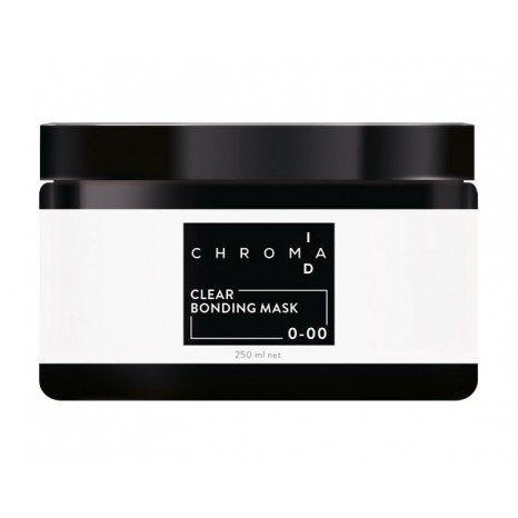 Schwarzkopf Professional ChromaID Care Bonding Color Mask - Clear (250ml)
