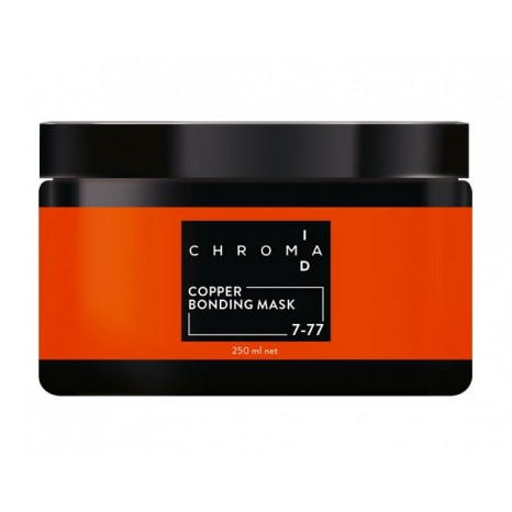 Schwarzkopf Professional ChromaID Care Bonding Color Mask - Copper (250ml)