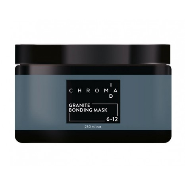 Schwarzkopf Professional ChromaID Care Bonding Color Mask - Granite (250ml)
