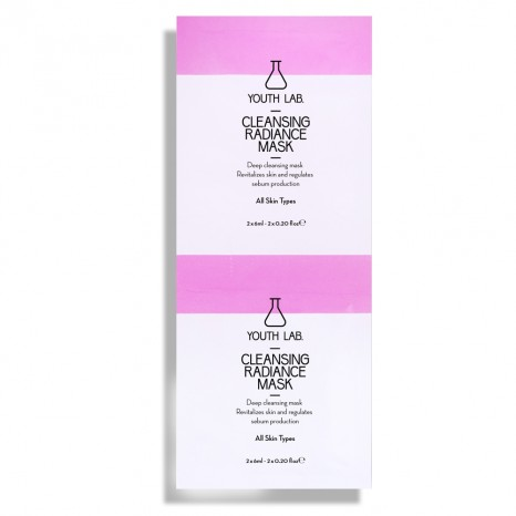Youth Lab Cleansing Radiance Mask (2x6ml)