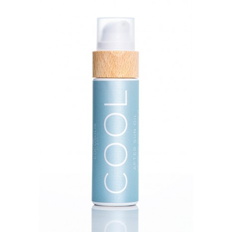 Cocosolis Organic COOL After Sun Oil (110ml)