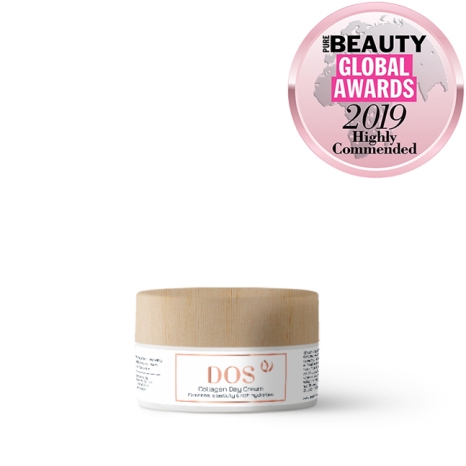 DOS Cosmetics - Collagen Day Cream (50ml)