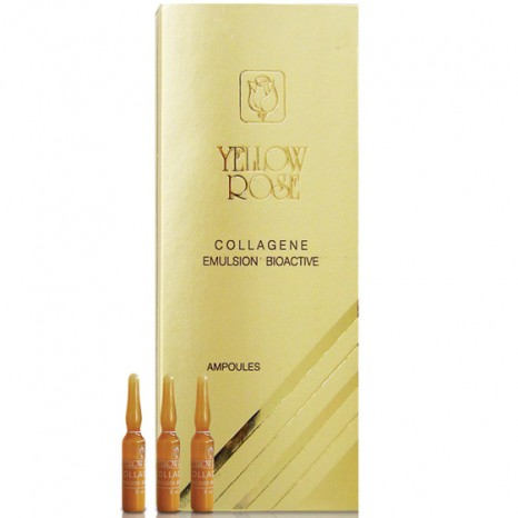 Yellow Rose Collagene Emulsion BIO-Active (12x3ml)