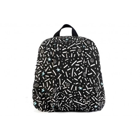 Bleecker & Love Small Backpack Confetti