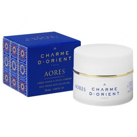 Charme d' Orient Face Cream with Argan Oil (50ml)