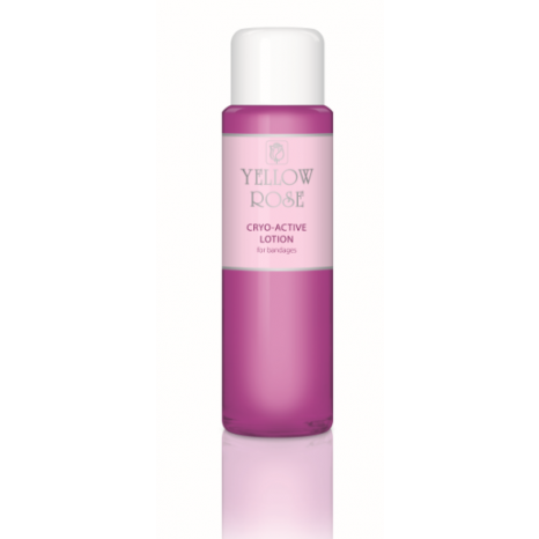 Yellow Rose Cryo-Active Lotion (500ml)