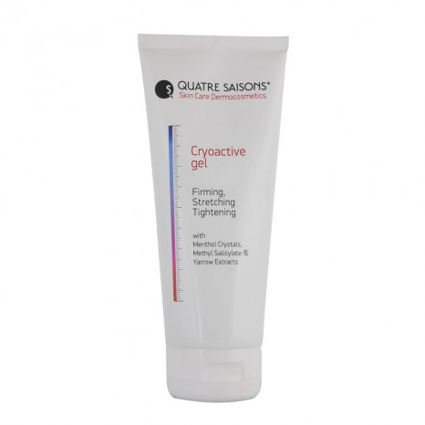 QS Skin Care Dermocosmetics - Cryoactive Gel (200ml)