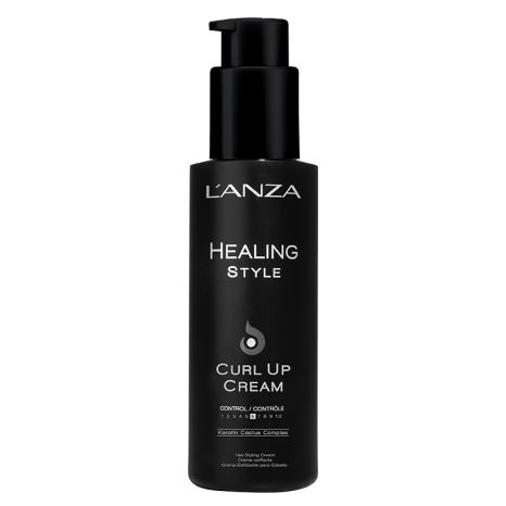 L'ANZA Healing Style Curl Up Cream (100ml)