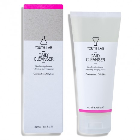 Youth Lab Daily Cleanser - Combination / Oily Skin (200ml)
