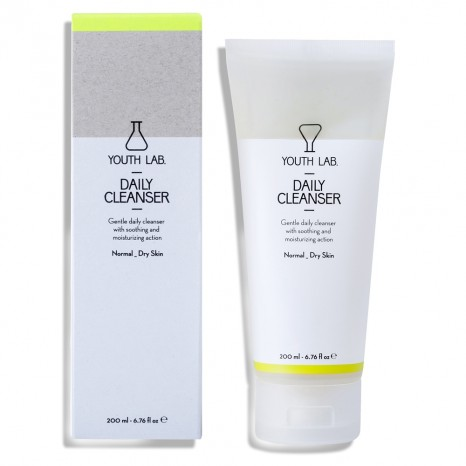 Youth Lab Daily Cleanser - Normal / Dry Skin (200ml)