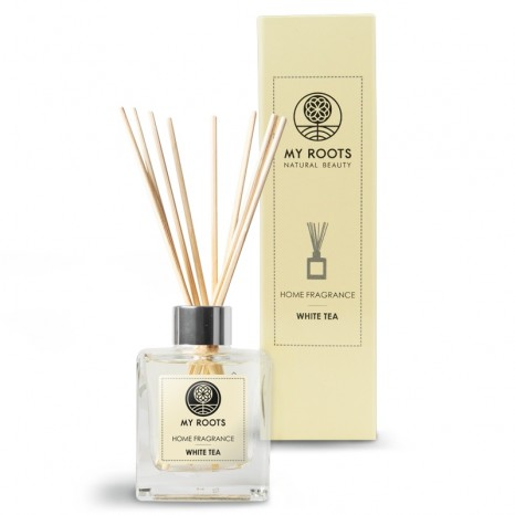 My Roots - Refreshing White Tea Diffuser Sticks (100ml)