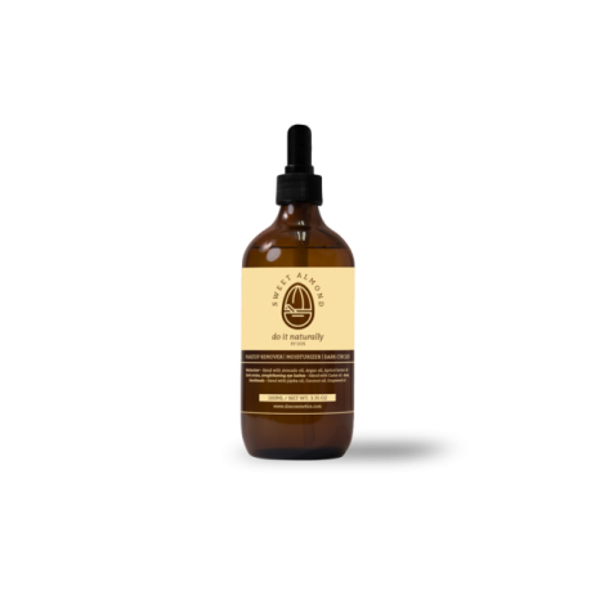 DOS Cosmetics - Sweet Almond Oil (100ml)