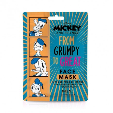 Mad Beauty Mickey & Friends - Donald Face Mask (25ml)