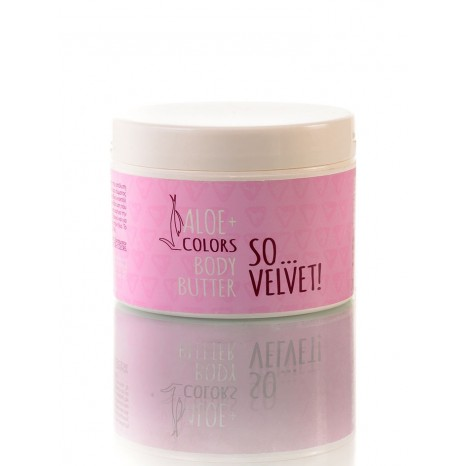 Aloe+ Colors - Body Butter So Velvet - Πούδρα (200ml)