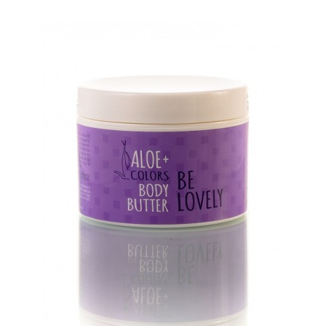 Aloe+ Colors - Body Butter Be Lovely - White Musk (200ml)