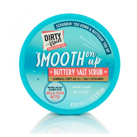 Dirty Works Smooth on up (400ml)