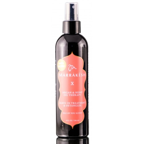 Marrakesh X Leave-In Treatment & Detangler - Isle Of You Scent (236ml)