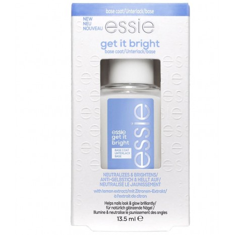 Essie - Get It Bright Base Coat (13,5ml)