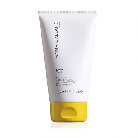 Maria Galland 197 Solaire Self Tanning for Face & Body (150ml)