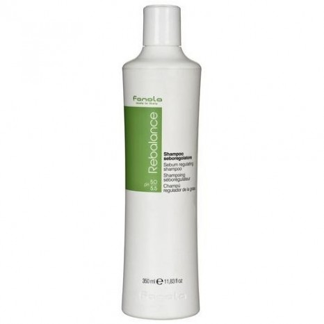 Fanola Re-Balance - Sebum Regulation Shampoo (350ml)