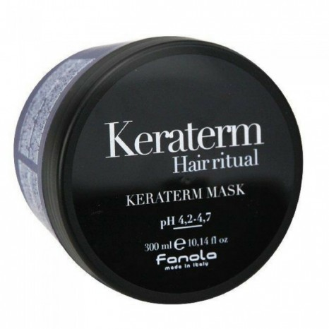 Fanola Keraterm - Anti-Frizz Disciplining Mask (300ml)