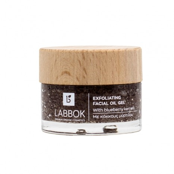 Labbok Exfoliating Facial Oil Gel (50ml)