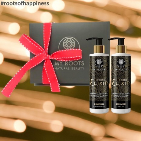 My Roots - Body Elixir Collection Gift Set