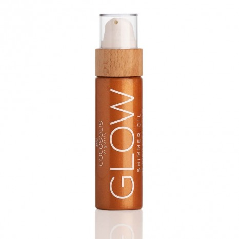 Cocosolis Organic Glow Shimmer Oil (110ml)