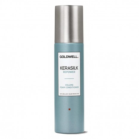 Goldwell Kerasilk Repower Volume Foam Conditioner (150ml)