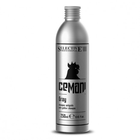 Cemani Gray Shampoo (250ml)