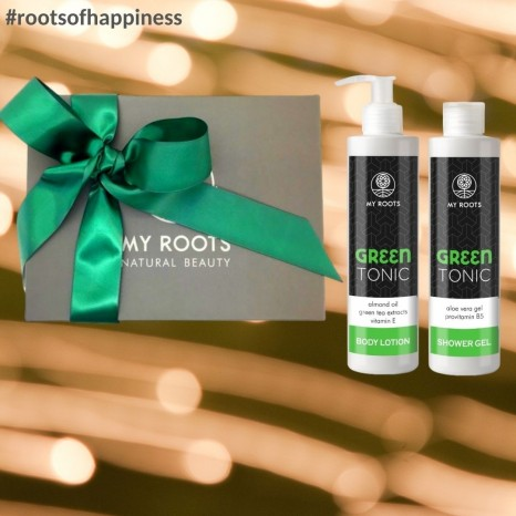 My Roots - Green Tonic Body Collection