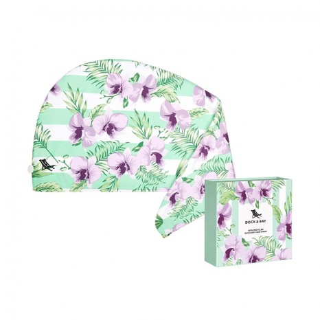 Dock & Bay Hair Wrap Orchid Utopia