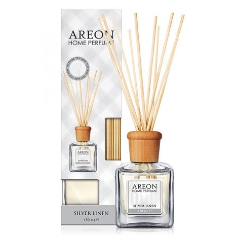 Areon Home Perfume - Silver Linen (150ml)