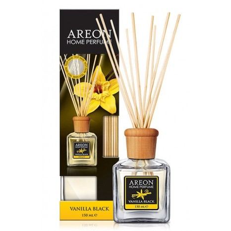 Areon Home Perfume - Vanilla Black (150ml)