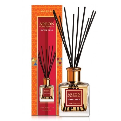 Areon Home Perfume - Sweet Gold (150ml)