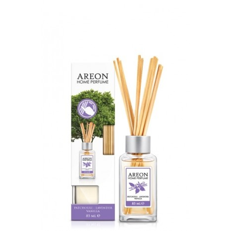 Areon Home Perfume - Patchouli Lavender Vanilla (85ml)