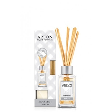 Areon Home Perfume - Silver Linen (85ml)