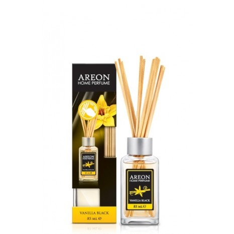 Areon Home Perfume - Vanilla Black (85ml)