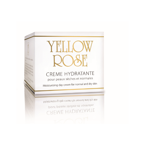 Yellow Rose Creme Hydratante (50ml)