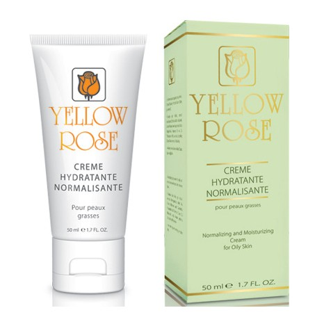 Yellow Rose Creme Hydratante Normalisante (50ml)