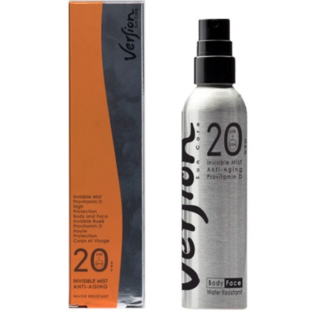 Version Invisible Mist SPF 20 (200ml)