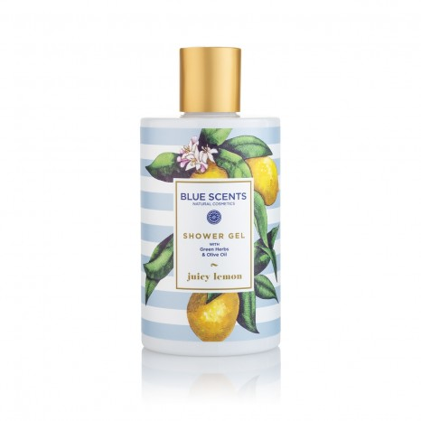 Blue Scents Shower Gel Juicy Lemon (300ml)
