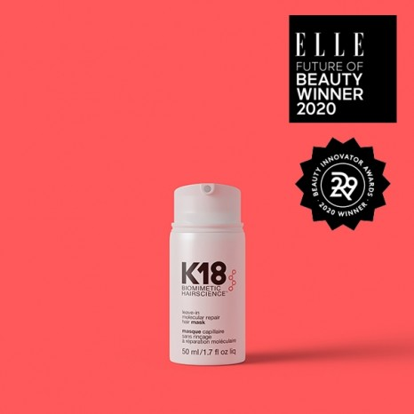 K18 Leave-in Molecular Repair Hair Mask (50ml)