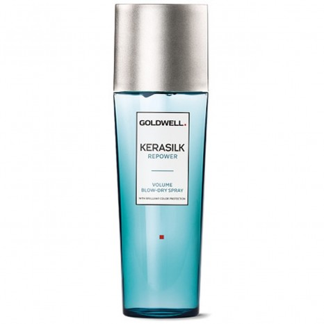 Goldwell Kerasilk Repower Volume Blow-Dry Spray (125ml)