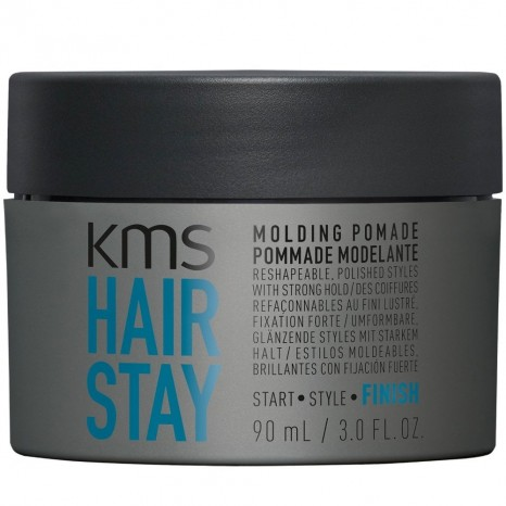 KMS HairStay Molding Pomade (90ml)