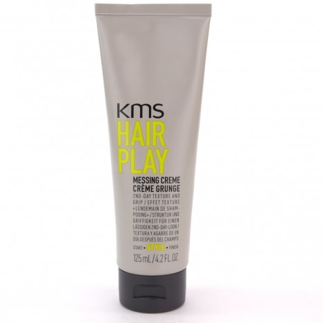 KMS HairPlay Messing Creme (125ml)