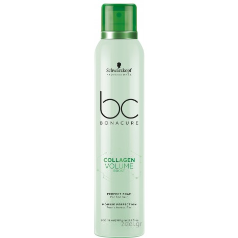 Schwarzkopf Professional BC Bonacure Collagen Volume Boost Perfect Foam (200ml)
